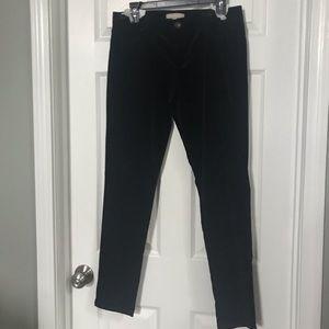 Banana Republic Velvet pants